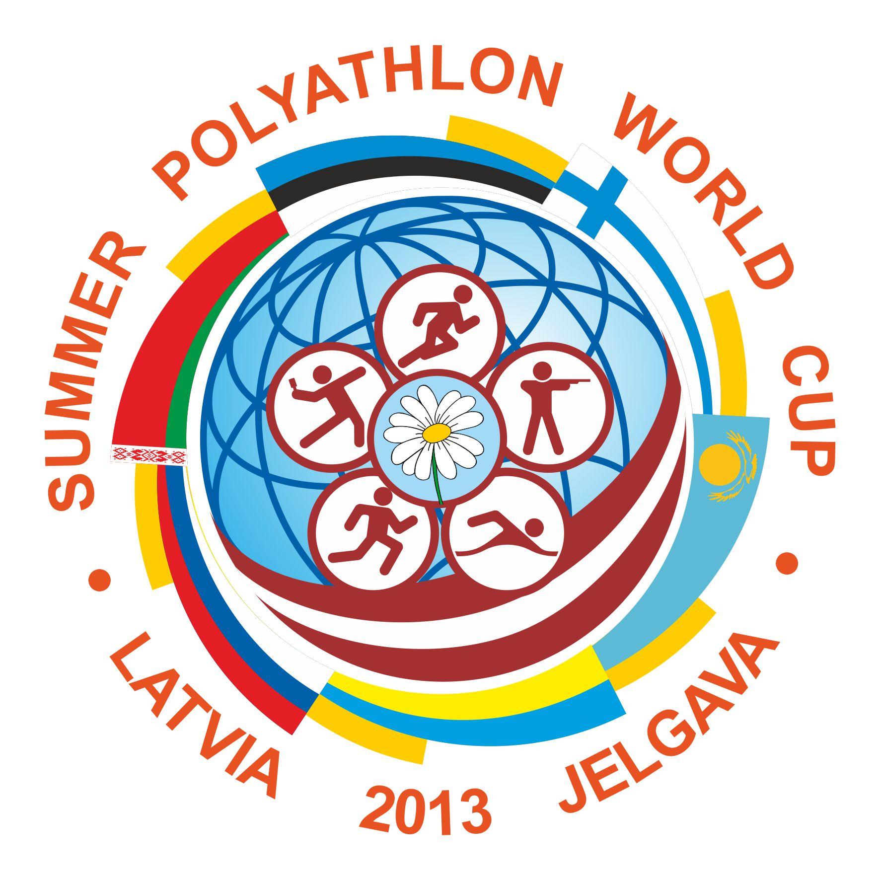 Протоколы Кубка Мира по летнему полиалону 24-28 июня 2013 Елгава Латвия