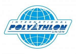эмблема международного союза полиатлона МСП IPU international polyathlon union