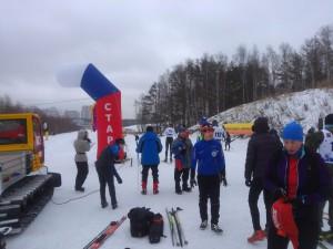 чемпионат москвы по полиатлону зимнее троеборье 27 февраля-1 марта 2015 лыжи