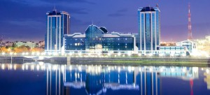В Астрахани открыли стадион для сдачи ГТО