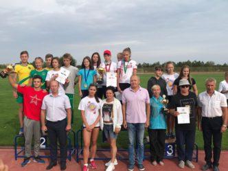 чемпионат мира среди юношей и девушек по полиатлону 19-23 сентября 2018 евпатория