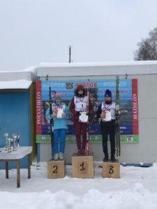1 этап кубка россии 2019 по зимнему троеборью 10-13 января ковров награждение женщины