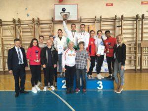 международные соревнования по полиатлону четырехборье с бегом 9-13 апреля 2019 могилев