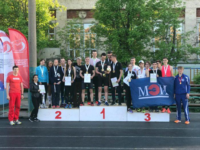 Видео забегов чемпионата Москвы по политлону 17-19 мая 2019